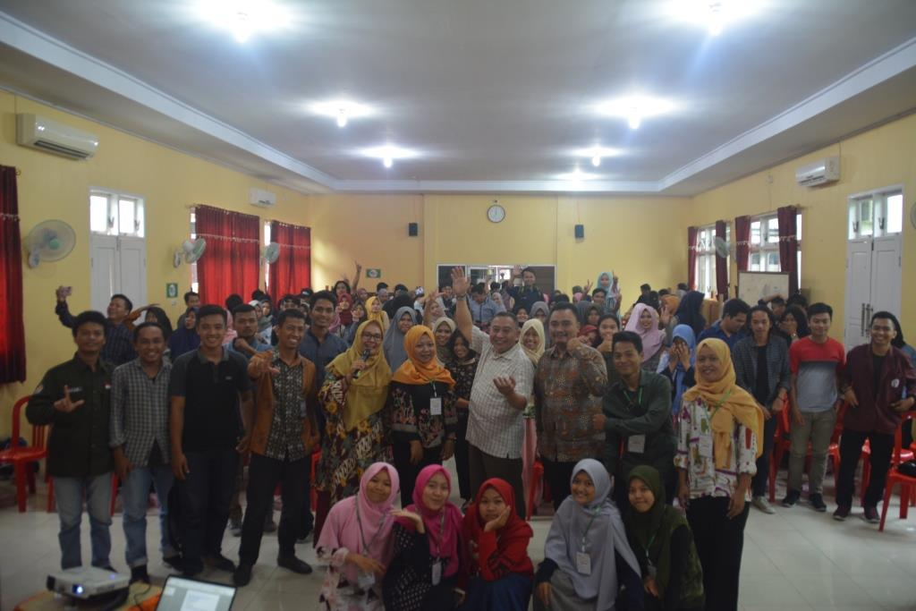 KALLA GROUP GOES TO CAMPUS SAMBANGI KAMPUS DI  SULAWESI BARAT
