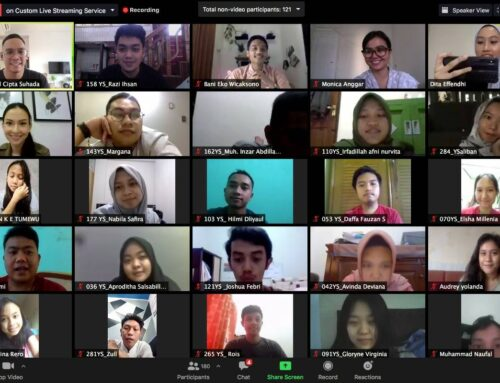 GANDENG YAYASAN KALLA; AIESEC UNHAS GELAR VIRTUAL EVENT BERTEMA: YOUTH SPACE – HOW WE AS A YOUNG BOOST OUR CAREER